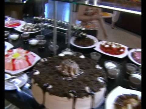 golea ana maria delphin de luxe alanya turkey 2009 – main restaurant