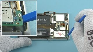 Nokia Lumia 925 Disassembly Procedure (Real Video)