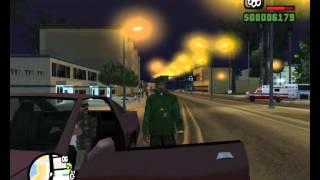 GTA SA | Muerte de Will Smith & CJ puto amo contra los rusos