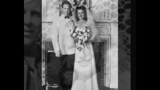 Marilyn talks about why she married Jim Dougherty so young