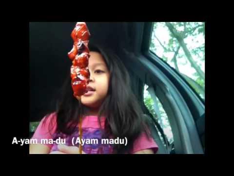Malaysian Stall Snacks