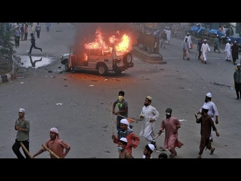 'Offend Me And I'll Kill You' Blasphemy Riots in Bangladesh