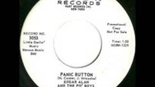 Edgar Alan & The Po Boys - Panic Button