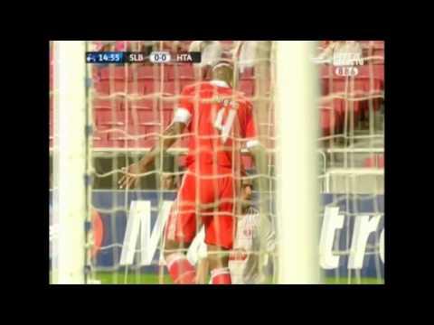 Benfica - PSG: Jorge Jesus (Documentado Chupetas)