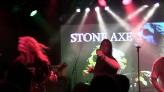 Watch Stone Axe Return Of The Worm video