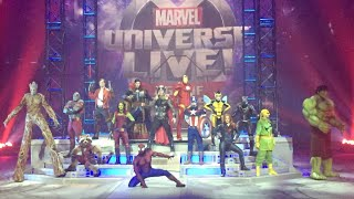 Marvel Universe Live Part 3