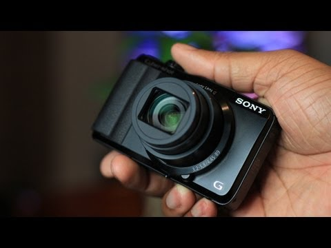 Review: Sony Cybershot DSC-HX30 Camera