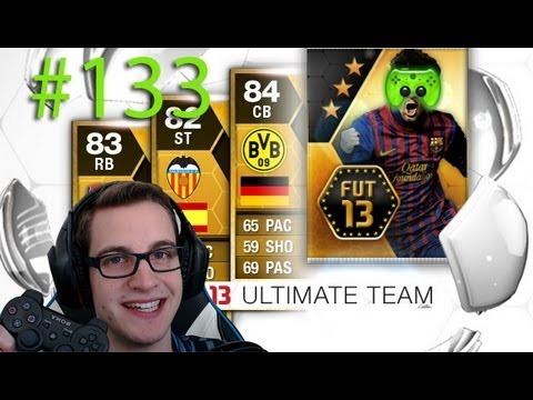 Let's Play FIFA 13 Ultimate Team #133 [Deutsch/HD] - Bundesliga kehrt zurück