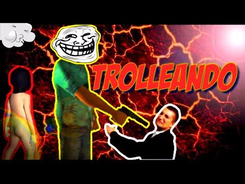 #TROLLEANDO #GTA vice city  #Official video  #VEVO #Lol