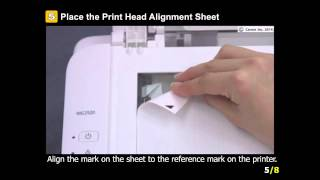 PIXMA MG2924: Printing shifts from the correct position