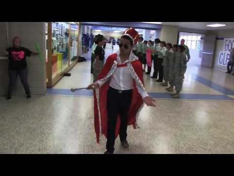 SRHS Lip Dub 13 (Sam Rayburn High School)
