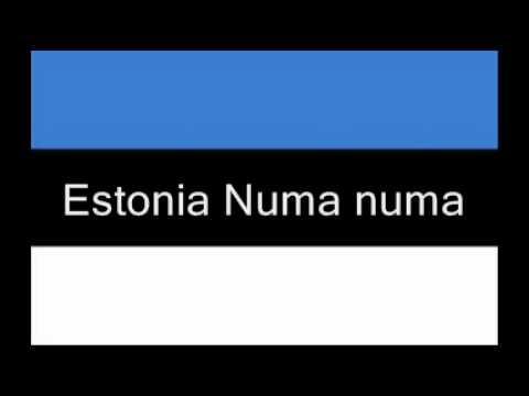 Estonia Numa Numa.