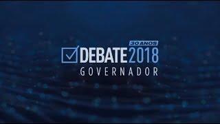 Debate entre os candidatos ao governo da Bahia