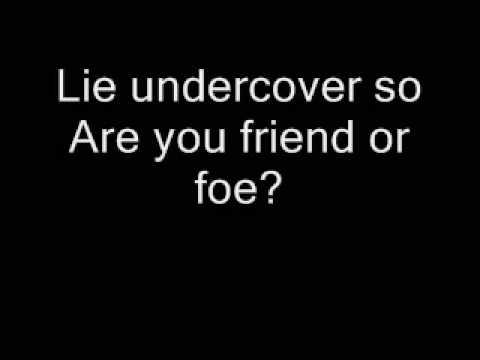 Lyrics to 'Friend or Foe' by t.A.T.u.