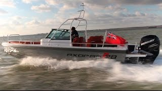 Axopar 28 from Motor Boat & Yachting