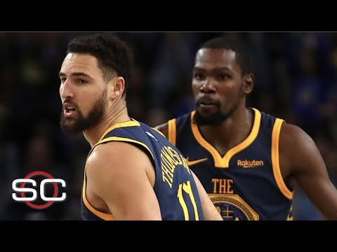 Klay Thompson, not Kevin Durant should be the Warriors' free agency priority | SportsCenter