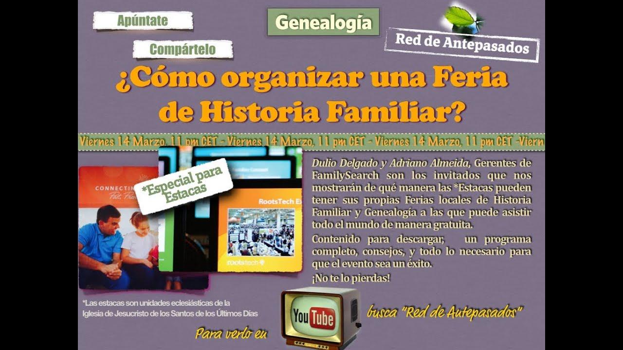 C mo organizar una feria de historia familiar y genealog a - Como hacer farolillos de feria ...