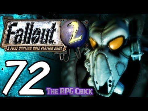 Let's Play Fallout 2 (Blind), Part 72: Defending Grisham's Brahmin