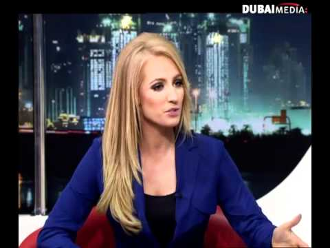 Emirates 24/7, Dubai One Television speaks with Senergy CEO James McCallum