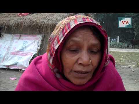 Indira Awas Problem Wari, Uttar Pradesh— Video Volunteer Kesha reports