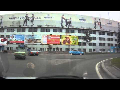 Львов дтп авария 2013
