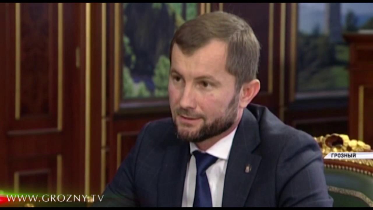 Рамзан Кадыров встретился с министром культуры ЧР Хож-Бауди Дааевым