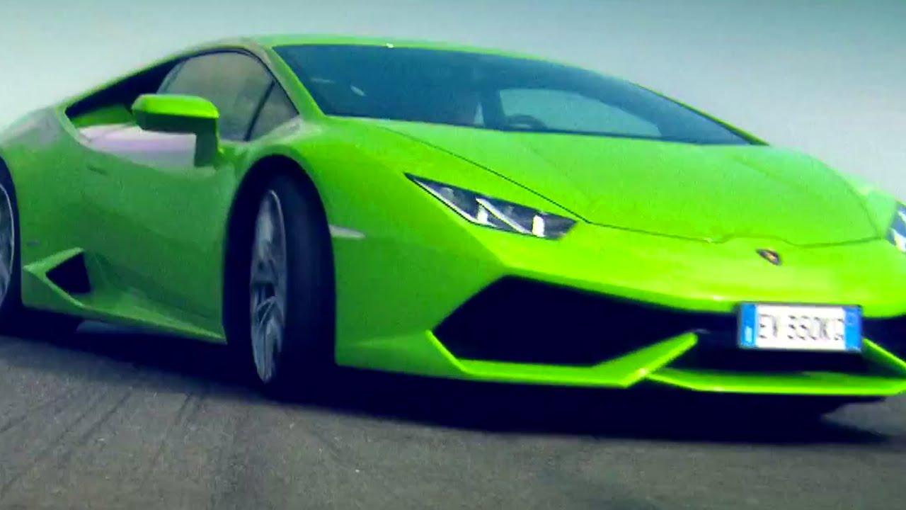 Lamborghini Huracán Review - Top Gear - Series 22 - BBC