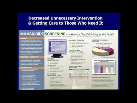 SUICIDE a Major Public Health Crisis - A Firestorm Webinar featuring Dr. Kelly Posner