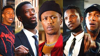 Emtee Gets Robbed (Episode 4 - Agent R & B) | Robot Boii, Lethulight, Bergie Fresh, Fash Ngobese