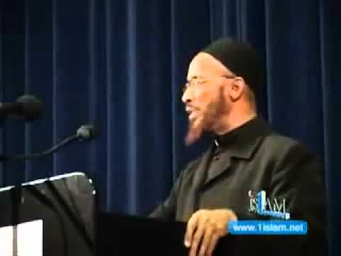 Hip Hop With Sheikh Khalid Yasin....funny.... video