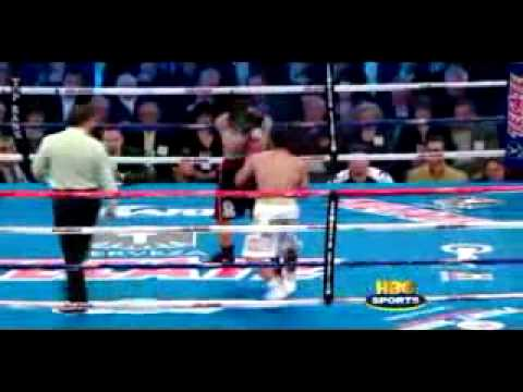 Manny Pacquiao vs Floyd Mayweather (HBO)