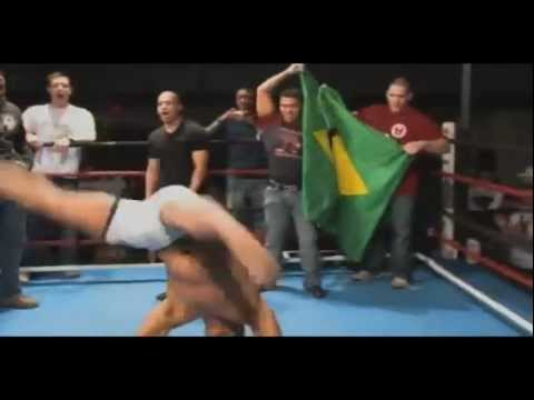 Capoeira Mixed Martial Arts Marcus