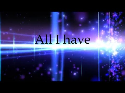 NF -  All I Have (Lyric Video)