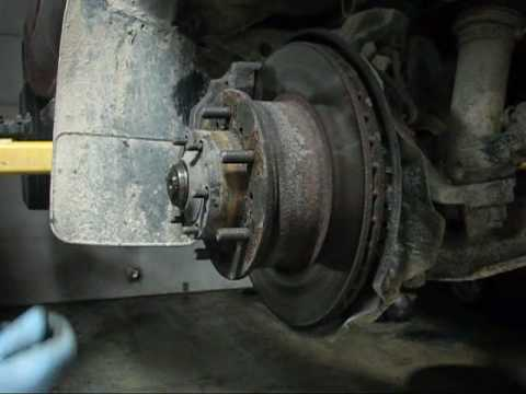Toyota Truck Axle Youtube