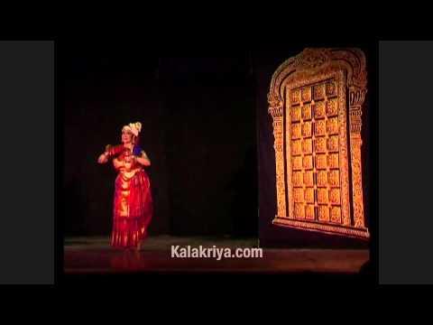 Bharatanatyam Sri Andal's Sanga Tamizh Malai video