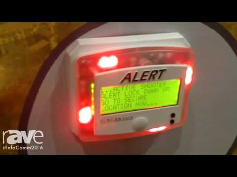 InfoComm 2016: Alertus Technologies Features Alert Beacon
