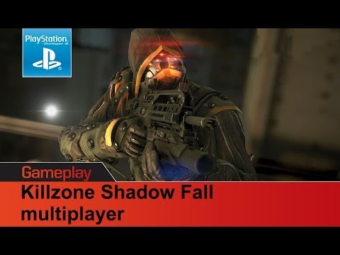 Killzone Shadow Fall Multiplayer gameplay - hands on with online