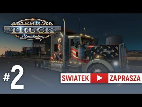 Nowe Miasto ;) - American Truck Simulator #2