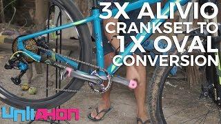 Paano Mag Convert sa 1X - Usapang Single Chainring o 1x MTB Setup