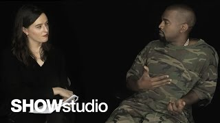 Kanye West: In Camera: Live Interview: SHOWstudio