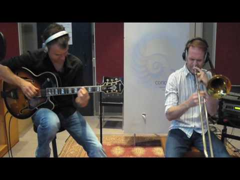 The Beatles, Can't Buy Me Love - Jazz Trombone Guitar Duo