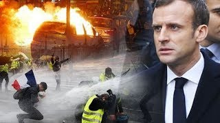 YELLOW VEST UPRISING: Is France on the Brink of CIVIL WAR?