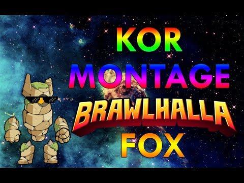 BRAWLHALLA MONTAGE - FOX