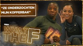 TA JOELA VERDACHTE in MOORDZAAK: WHAT THE F | FIRST