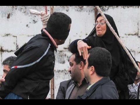 Dunya News-iran Mother Spares Life Of Son Killer With Slap video