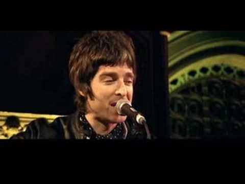 Noel Gallagher - (It's Good) To be free (Live)