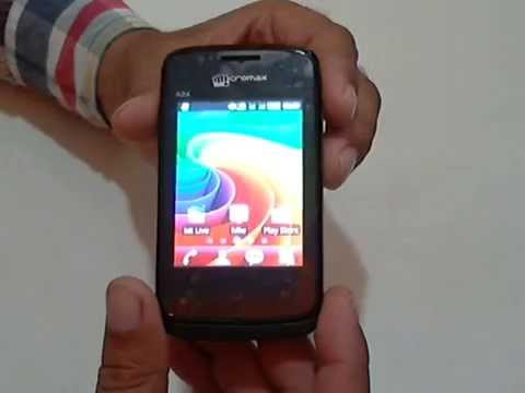 Micromax A-24 Hard Reset   Remove Google Pattern Lock   Bypass G-mail Lock