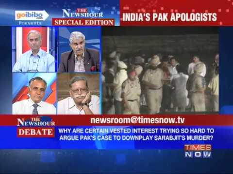 The Newshour Debate: Are Pakistan apologists sacrificing India's interest? (Part 1 of 2)