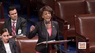 Auntie Maxine Went Off On GOP Rep Over Discriminatory Auto Loans: I Do Not Yield One Second To You!
