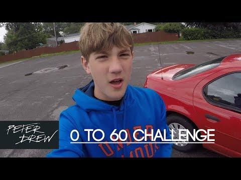 Birthday Month Vlog 27 : 0 to 60 Challenge